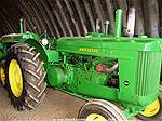 Picture: 1950 JD AR Gas Tractor S/N 272835