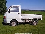 Picture: 1991 Daihatsu Truck-Right Hand Drive