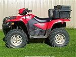 Picture: 2005 Suzuki King Quad 700 4x4 ATV