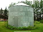 Picture: Westeel 2000 BU Grain Bins w/Wood Floors (To be Sold From Photo Only  Must Be Removed By Oct 15, 2012)