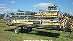 Picture: 1996 HoneyBee SP21 Dbl. Swath 21 Header w/UII PU Reel & Transport