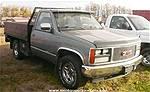 Picture: 1988 GMC K2500 LB 4x4 Truck w/Tilt Deck