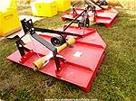 Picture: New) 5 Rough Cut Mowers