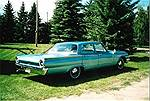 Picture: 1961 Ford Fairlane 4Dr. Sedan -6 Cyl. & Std.  Totally Restored, One Owner