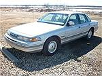 Picture: 1993 Ford Crown Victoria 4Dr. Sedan