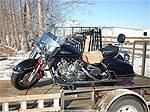 Picture: 1997 Yamaha Royal Star Motorcycle