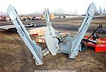 Picture: Bauma SS330 Tree Spade to Fit Skid Steer