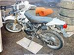 Picture: 2009 Konker SM 200 Motorcycle,