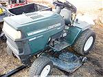 Picture: Sears 22 Hp lawn Tractor w/50 Deck