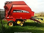Picture: 2003 NH-BR780 Round Baler