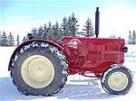Picture: 1947 Cockshutt 99 Tractor