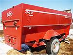 Picture: Renn Stockmaster 440 S/A Silage Mixer Wagon w/Digital Scale 30