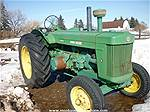 Picture: JD R Diesel Tractor