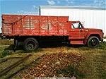 Picture: Ford F500 2-Ton Grain Truck