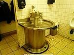 Picture: SS Foot Controlled Mechanics Wash Station