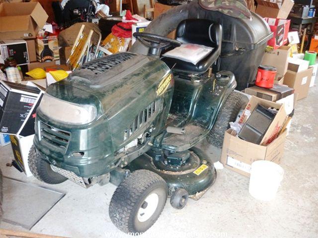 yardworks reel lawn mower manual