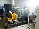 Picture: Simspon Maxwell Skidded Diesel Power Plant  107 Hrs -75KVA - 1PH Model SDMO  JS80M  JD Diesel