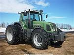 Picture: 2002 Fendt 920 MFWD Tractor -5412 Hr w/ 520/85/R22 Duals, 1000 PTO, 3 Pt, Engine 220HP, PTO 180HP - Shedded