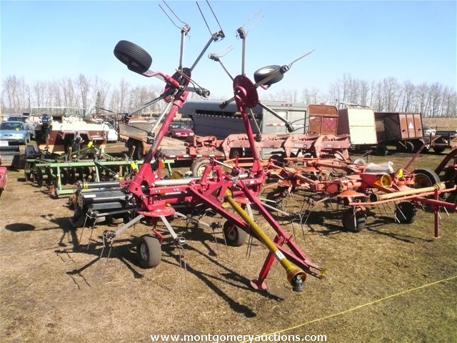 Farm Equipment For Sale In Alberta >> ESTATE FARM DISPERSAL AUCTION, Montgomery Auction Services Ltd.
