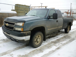 Picture: 2006 Chev K2500HD Ext Cab, Long Box 4x4 w/6.0 Litre Gas Eng., AT, 314,000KM