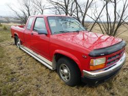 Picture: 1996 Dakota Sport Club Cab Truck
