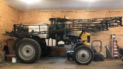Picture: Spra-Coup 7660 Hi-Clearance Crop Sprayer – 90 Ft Boom