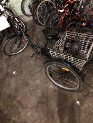 Picture: Approx. 2-3-Wheel Bikes